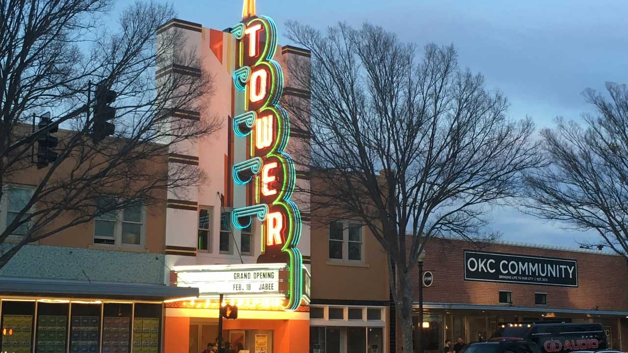Historic Tower Theatre Reopens On 23rd Street
