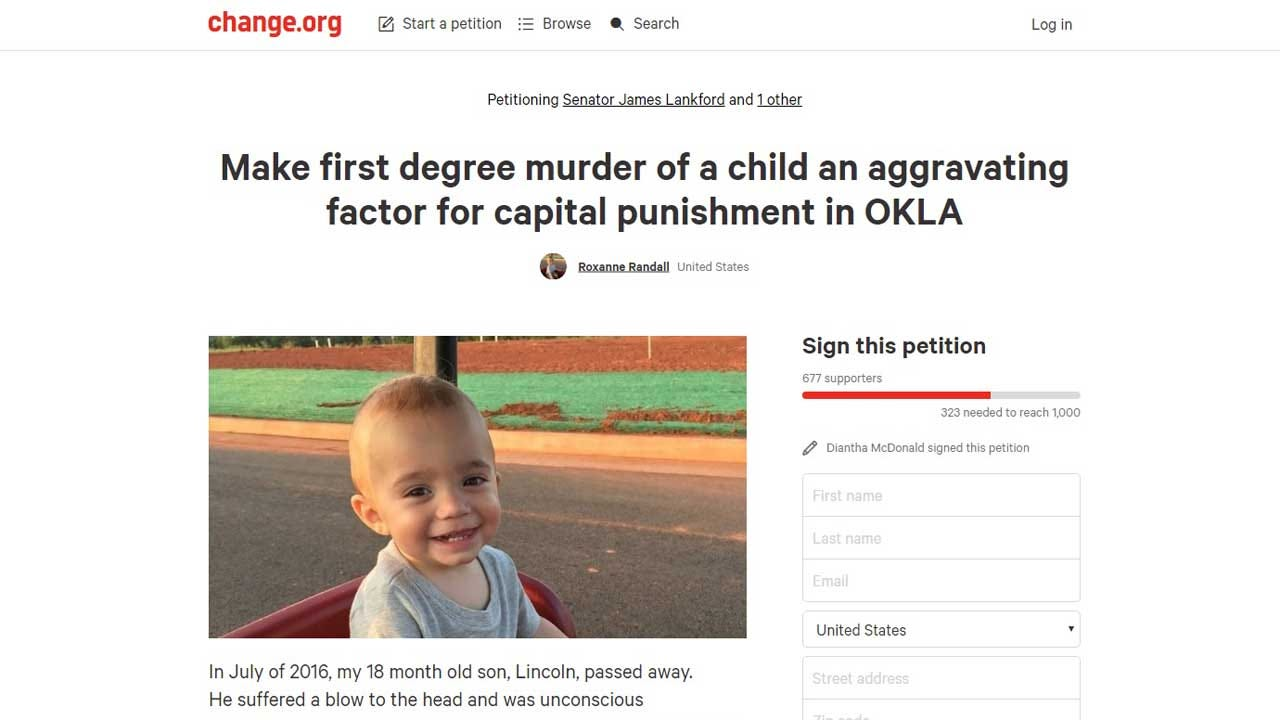Grieving OKC Mother Pleads For Change To Death Penalty Rules