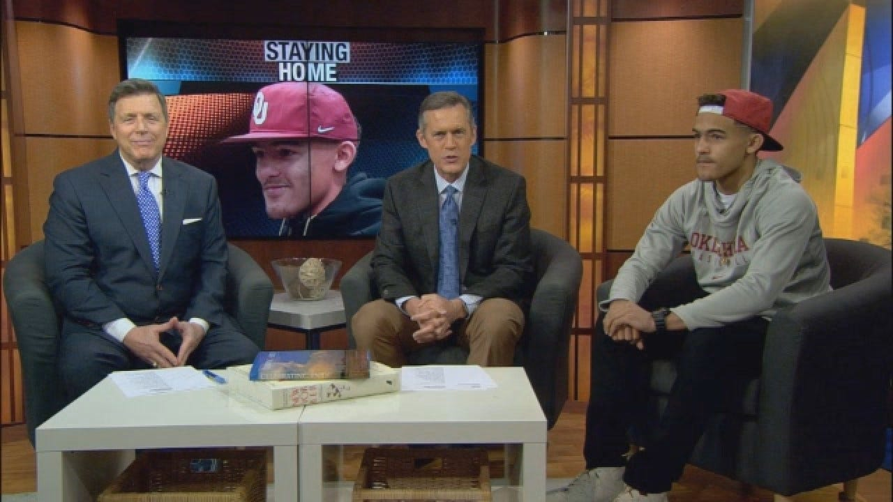 WATCH: Trae Young Talks With Dean & John On The Blitz