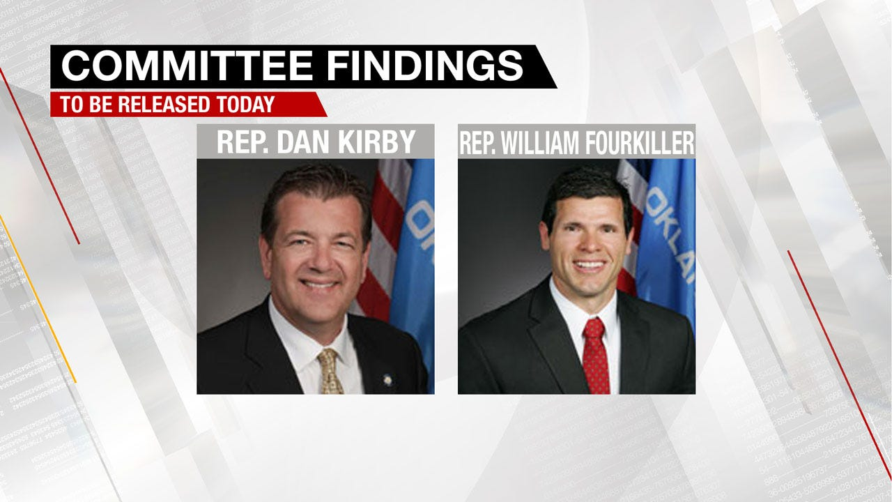 Kirby, Fourkiller Findings Expected To Be Substantial, Result In Significant Action