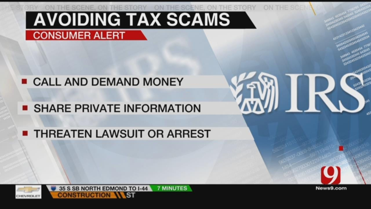 Be Aware Of Scams During Tax Season