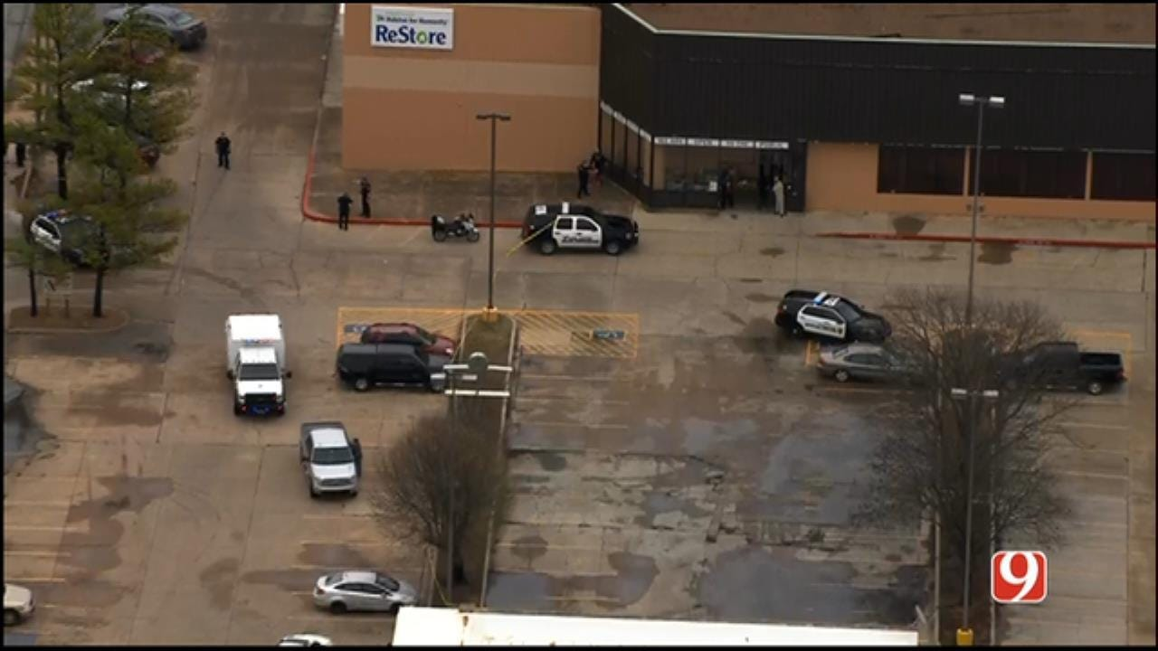 New Details On Officer-Involved Shooting Near Norman High School
