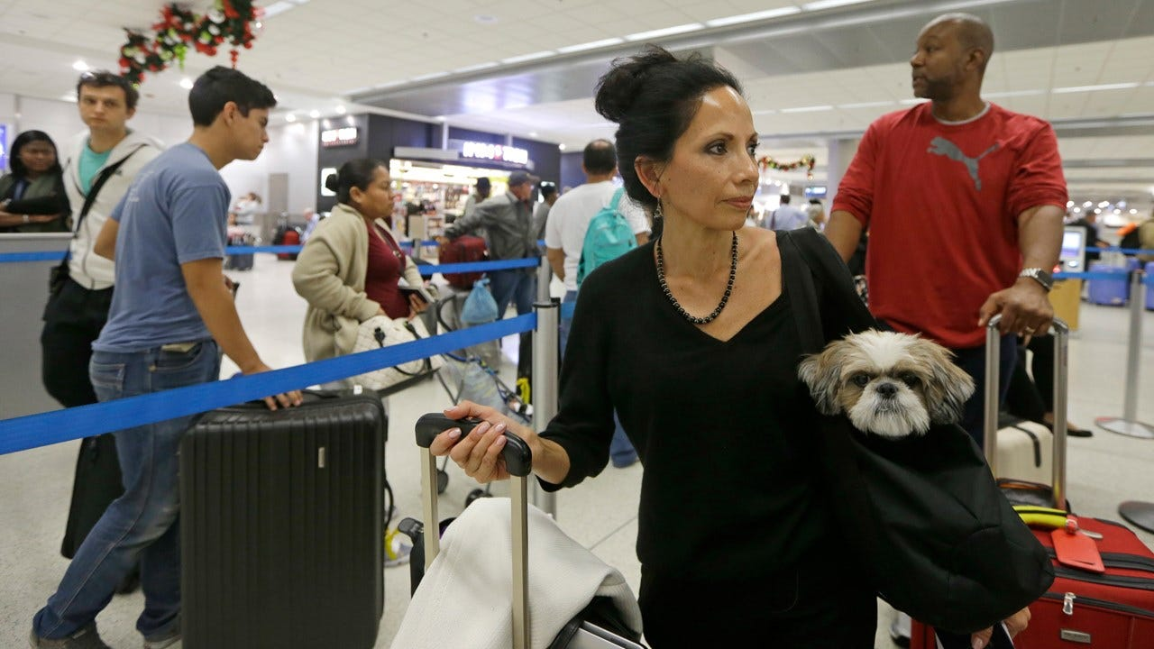 Will Rogers Warn About Pet Scams Through Airport