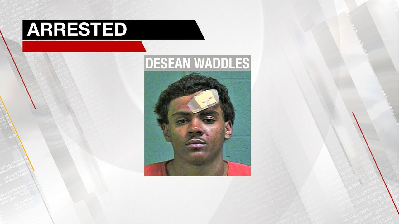 Driver Arrested After Alleged Street Racing Crash In NW OKC