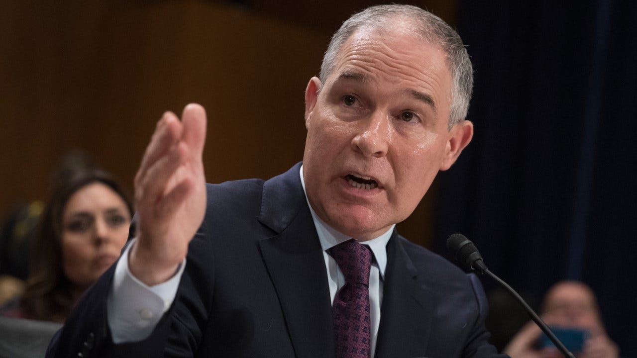 Judge Orders Pruitt To Hand Over Emails Today