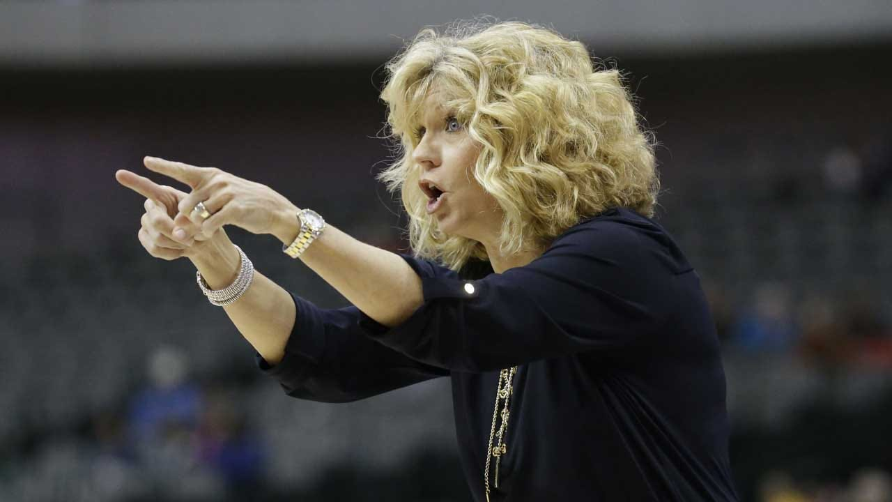 Kansas State Women Win 20th Game, Beat No. 16 Oklahoma 79-71