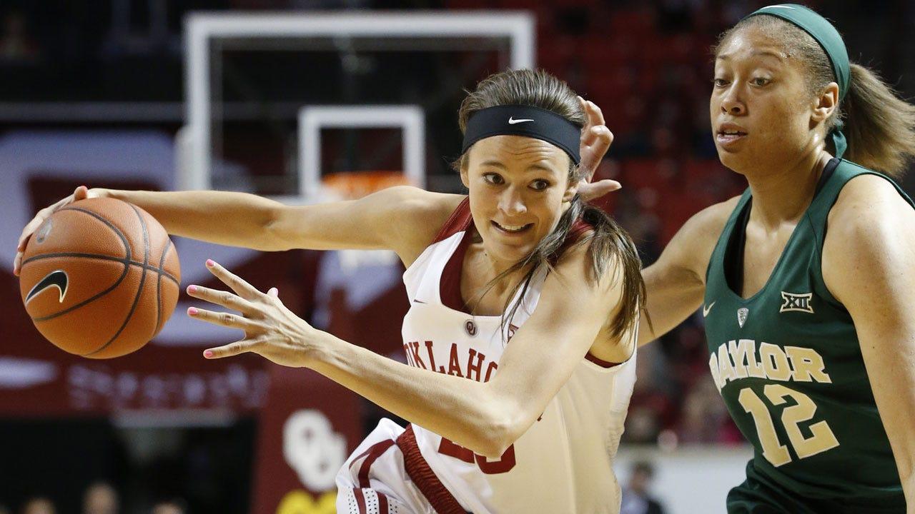 Sooners Named Women's Basketball Team Of The Week