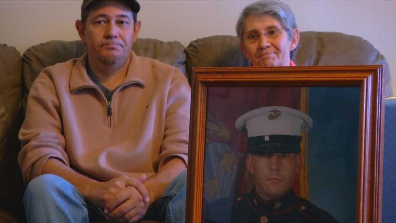 Metro Family Says Man Arrested Is Veteran Needing Help