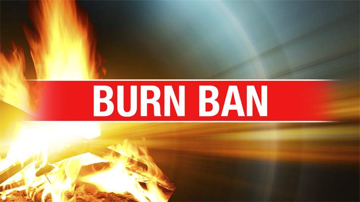 Oklahoma County Issues Burn Ban Through March 8