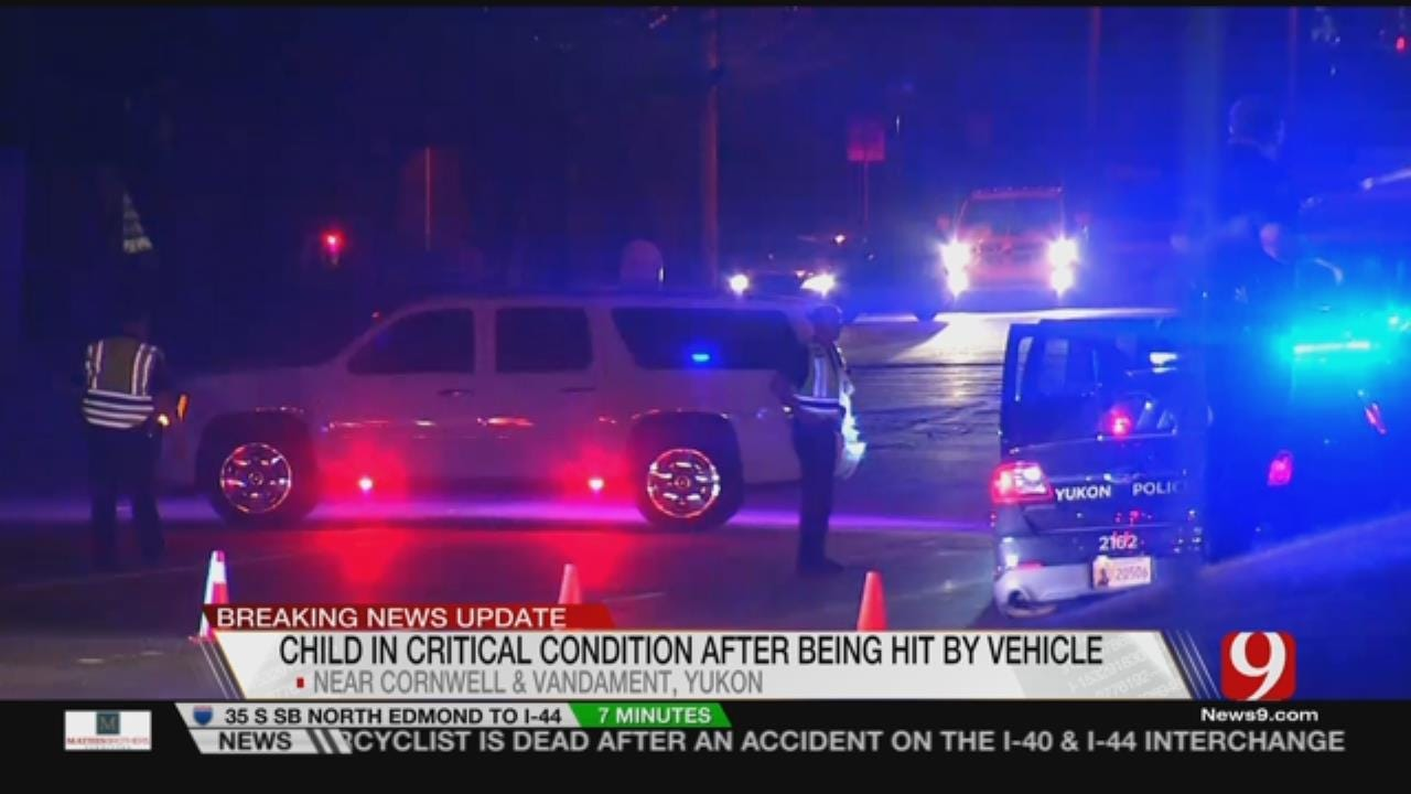 Yukon Child Dies After Autoped Wreck
