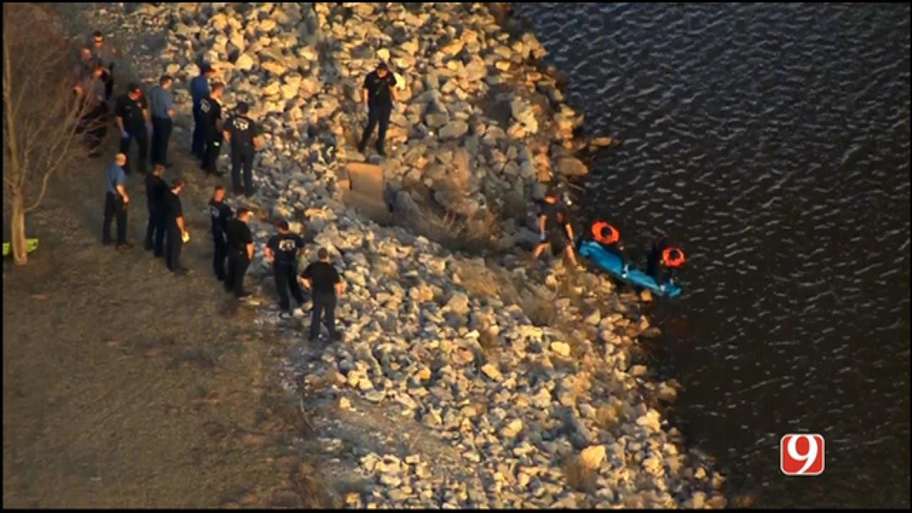 Body Recovered From Oklahoma River In SW OKC