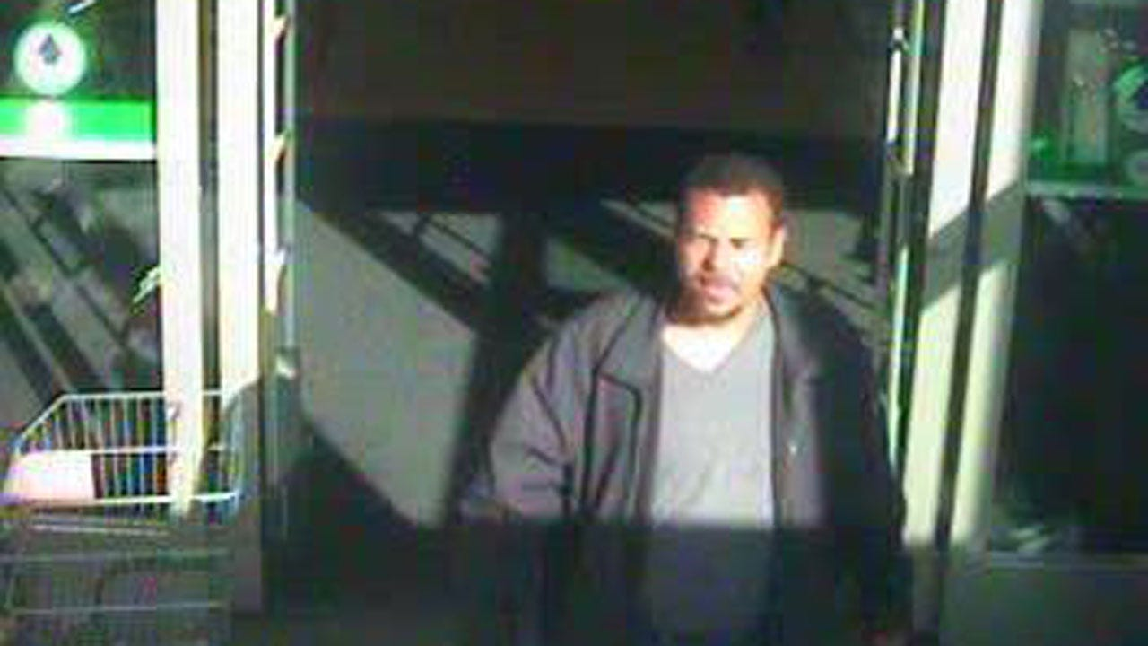 Suspect In Multiple Thefts Sought By OKC Police