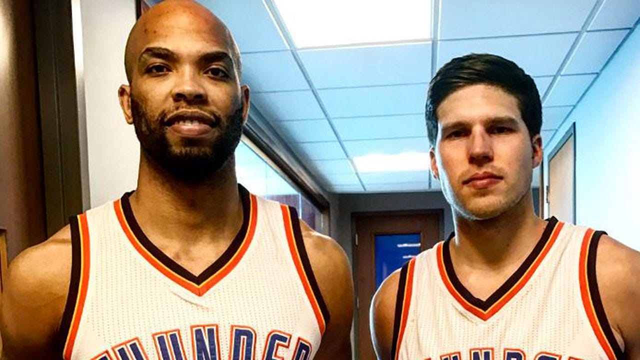 A Closer Look At What Taj Gibson & Doug McDermott Bring To The Thunder
