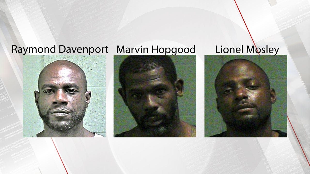 OKC Police Arrest 3 In Shooting Death Of Colorado Resident