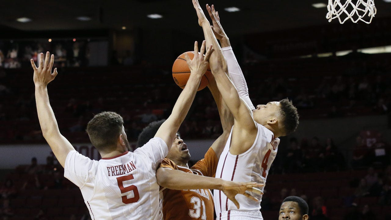OU Hoops: Four Sooners Earn Academic All-Big 12 Honors