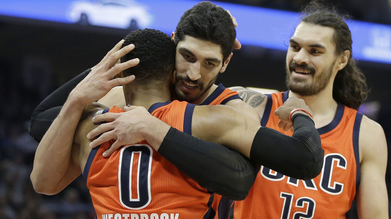 Thunder Host Lakers Friday To Begin Playoff Push