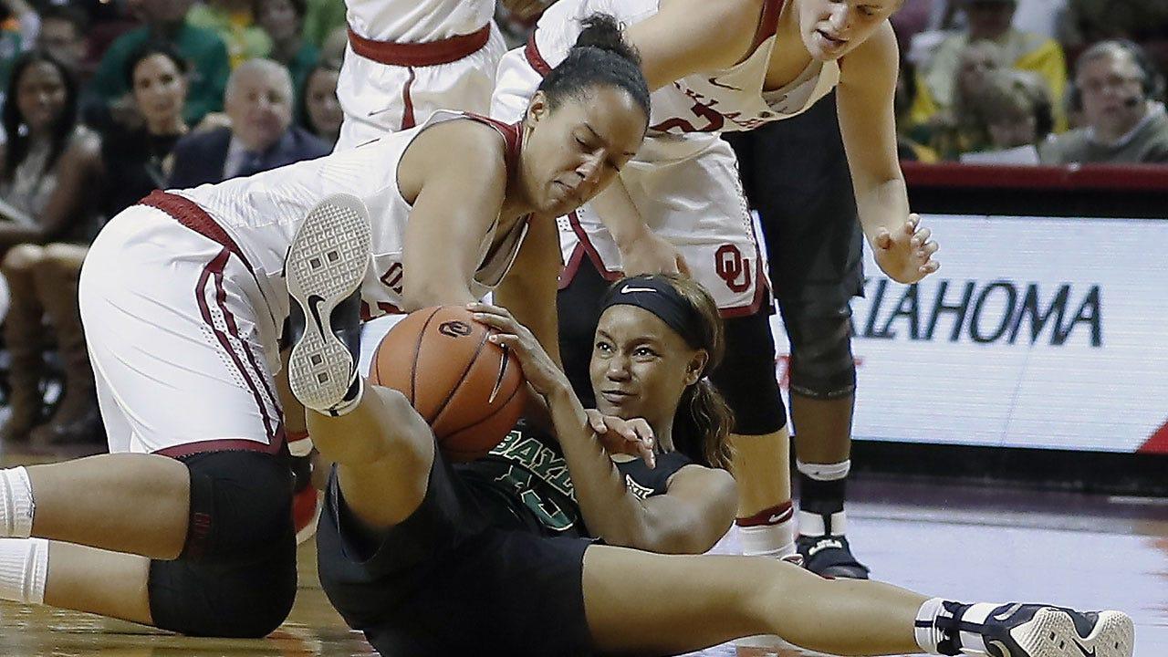 OU Women: No. 2 Baylor Rolls Oklahoma 103-64