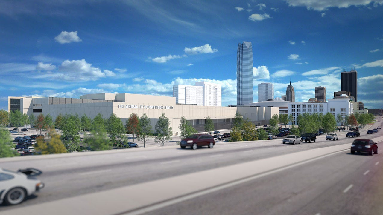 Oklahoma City Council Approves MAPS 3 Convention Center Preliminary Report
