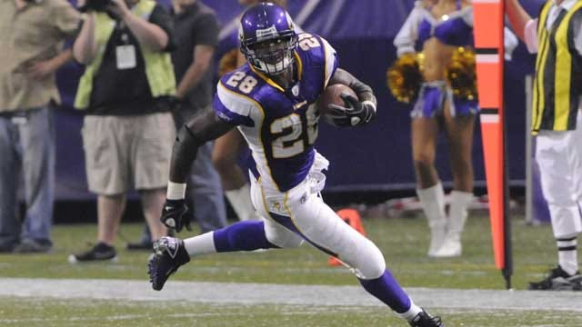 Peterson Released By Vikings, Will Become Free Agent