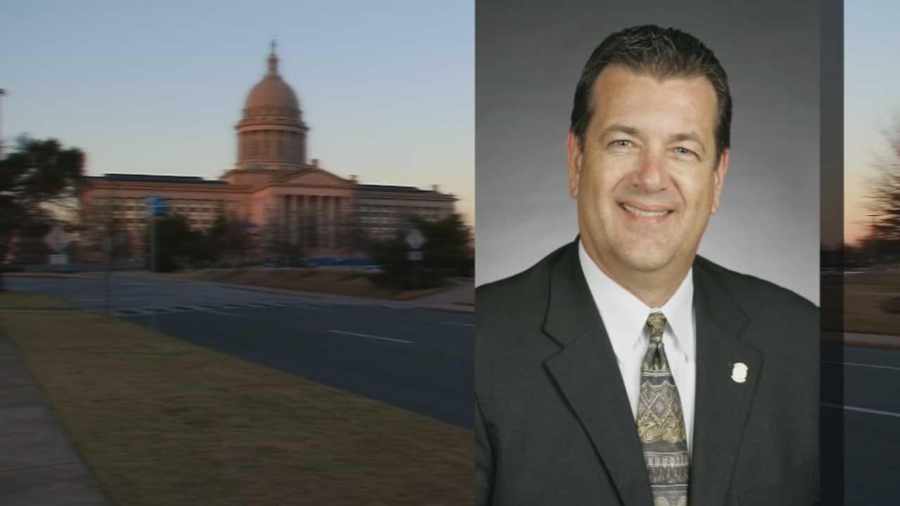 Tulsa Republican Rep. Dan Kirby Resigns