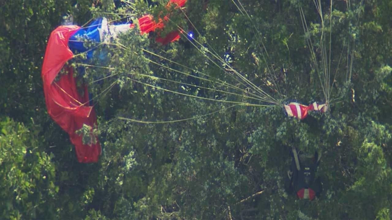 FAA Closes Investigation Into Lincoln Co. Skydiving Crash