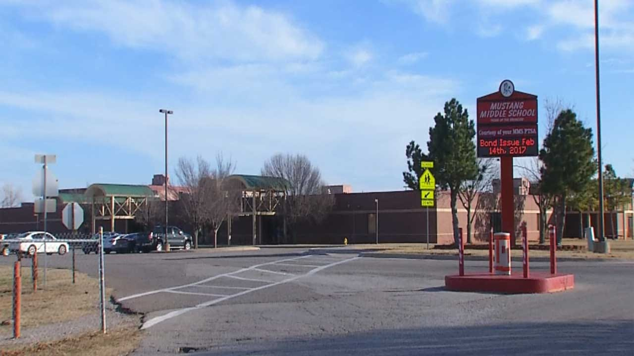 Parents File Discrimination Against Mustang Public Schools