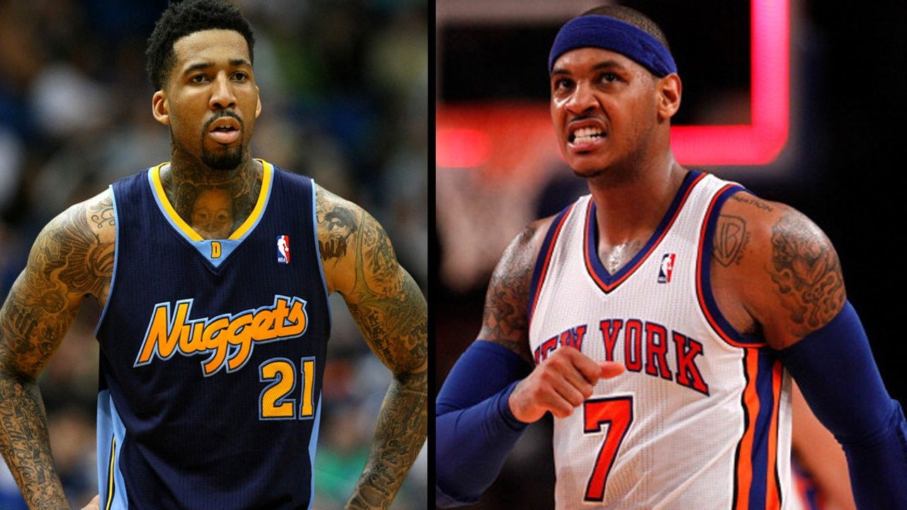 Report: Thunder Showing Interest In Wilson Chandler, Carmelo Anthony, Derrick Williams & Josh Smith