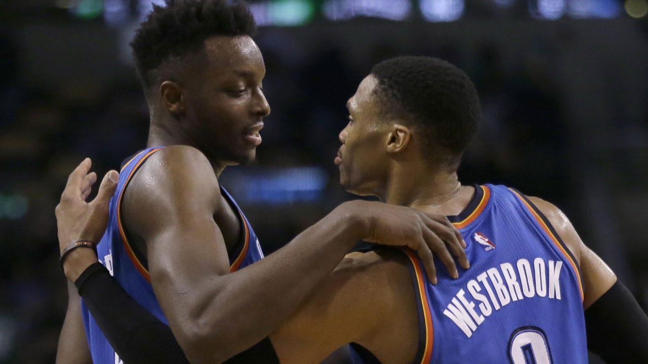 Thunder Face Streaking Pacers Ahead Of Cleveland, Golden State