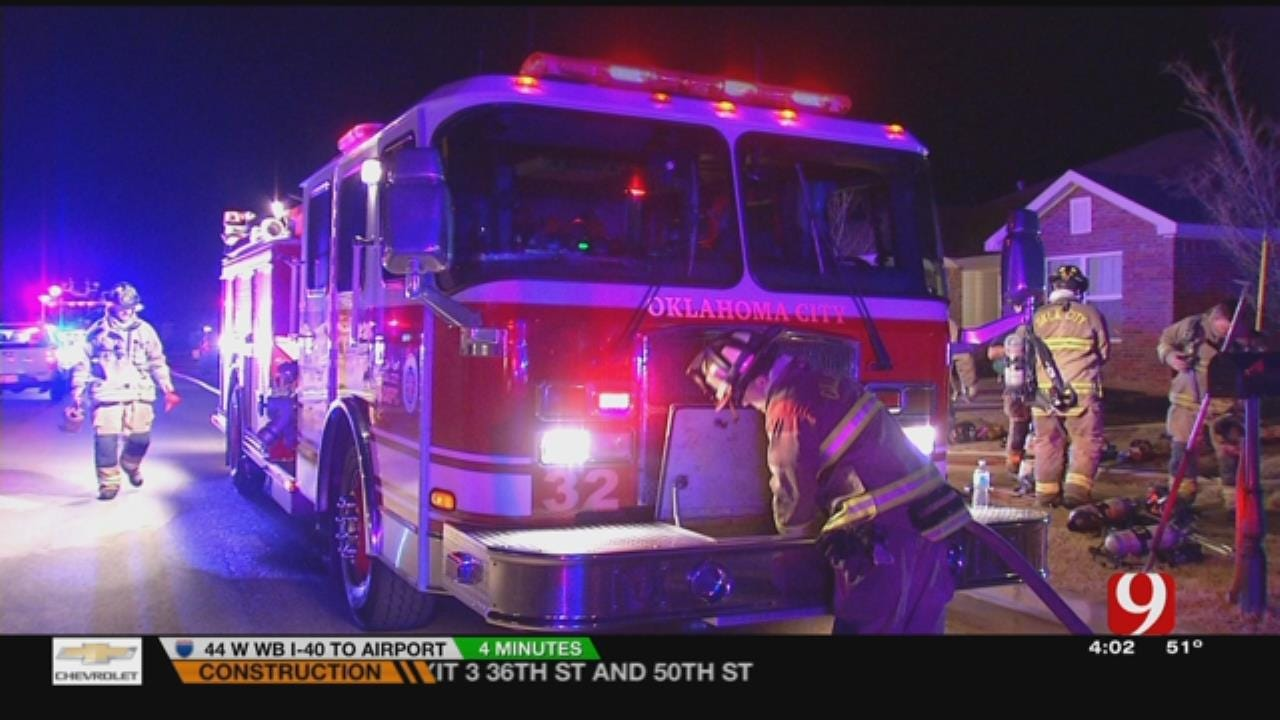 Early Morning Fire Fire Guts Piedmont Home