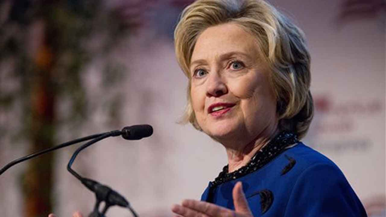 """Hillary Clinton Releases Video Statement, Says """"The Future Is Female"""""""