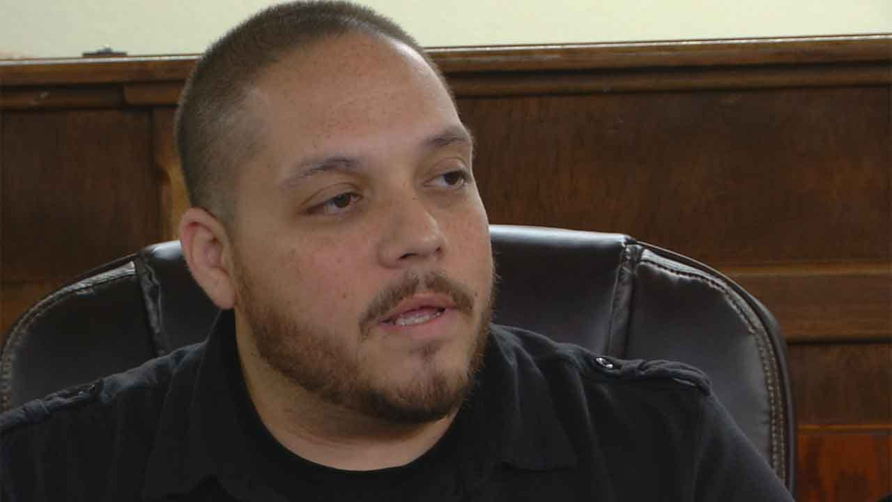 Still Recovering, Valley Brook Officer Recalls New Year's Day Shooting
