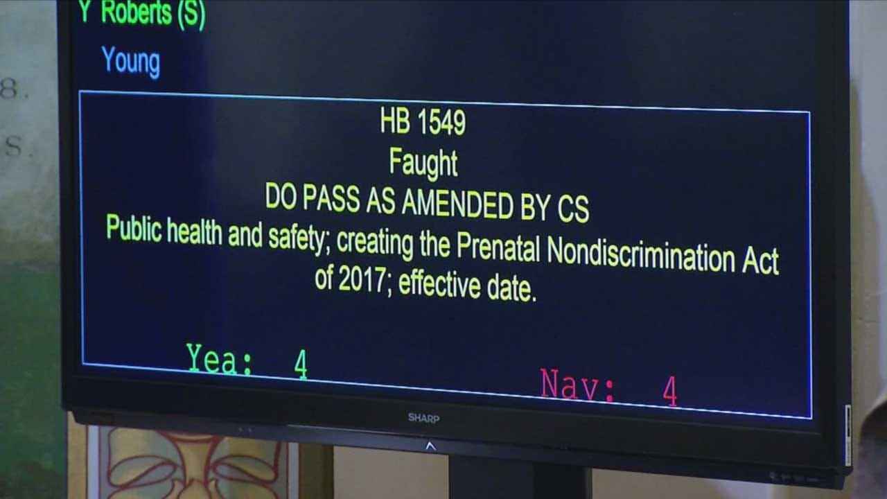 Controversial Abortion Bills Postponed After Vote At State Capitol