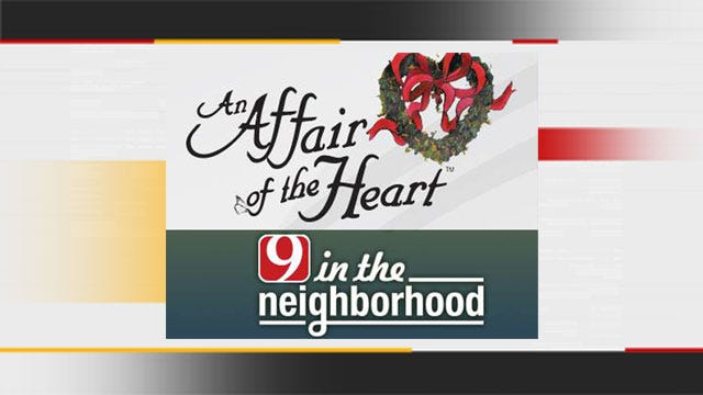 Join News 9 On Friday At An Affair Of The Heart