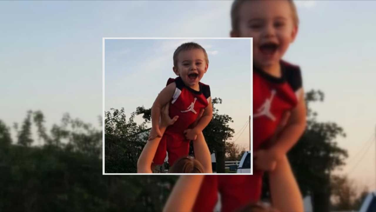 Norman PD Releases 911 Call In Death Of 20-Month-Old Boy
