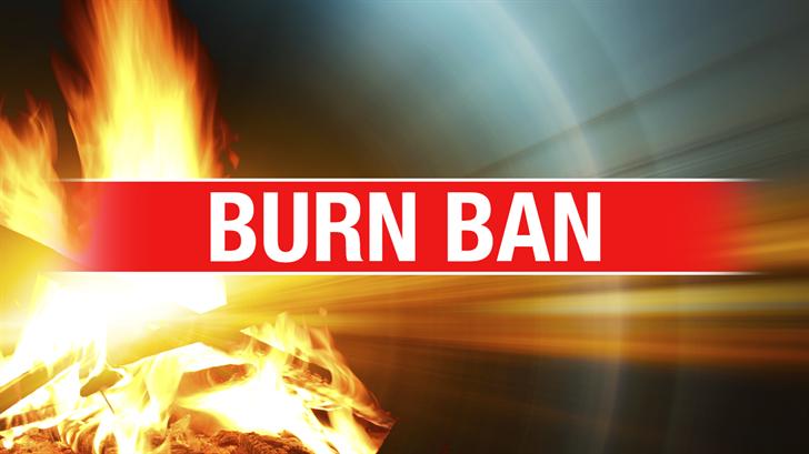 Oklahoma City, Oklahoma County Placed Under Burn Ban