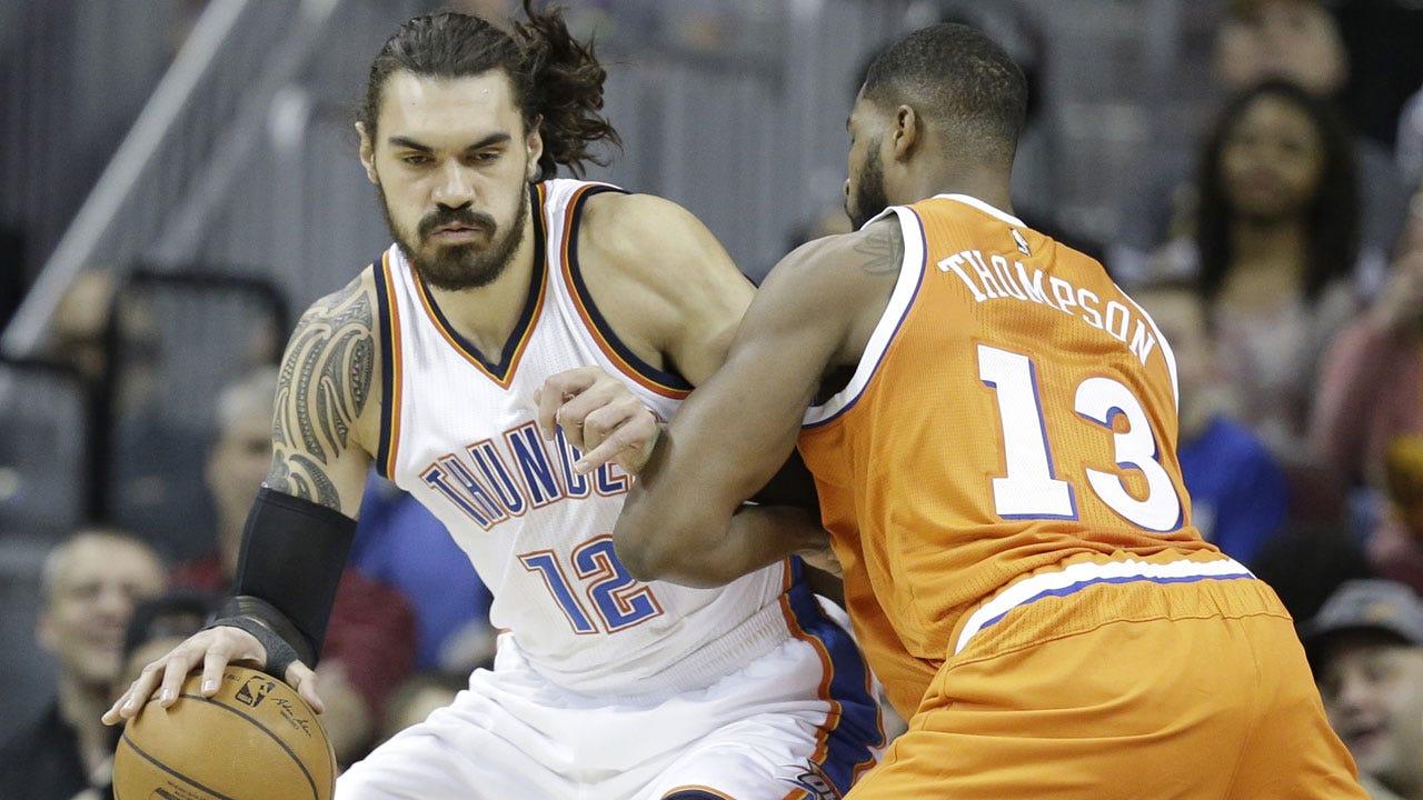 Thunder Host The Cavaliers Thursday Night