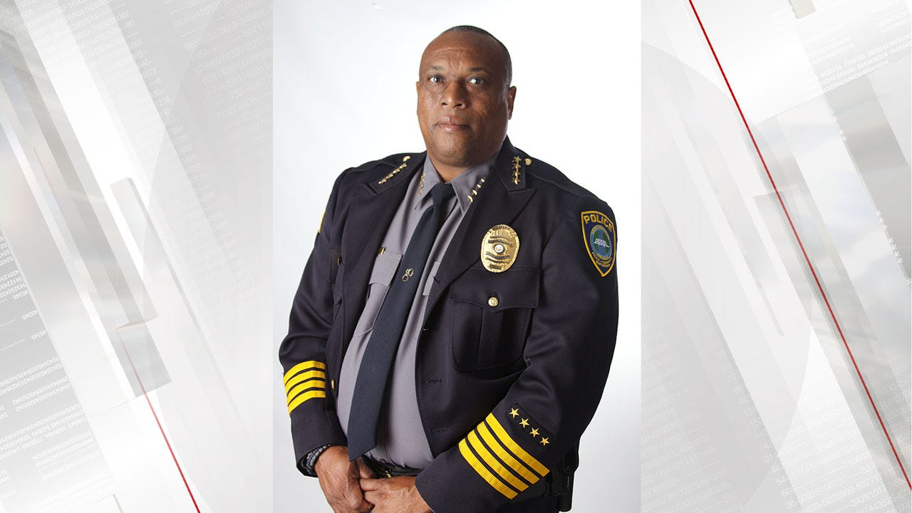 Former Spencer Police Chief Announces Candidacy For Oklahoma County Sheriff