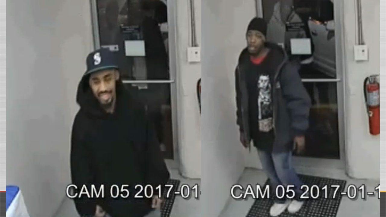 OKC Police: 2 Men Steal Bottle Of Alcohol Break Store Window To Escape