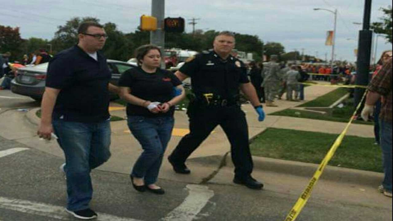 Stillwater PD: Woman Arrested In Deadly OSU Homecoming Parade Crash