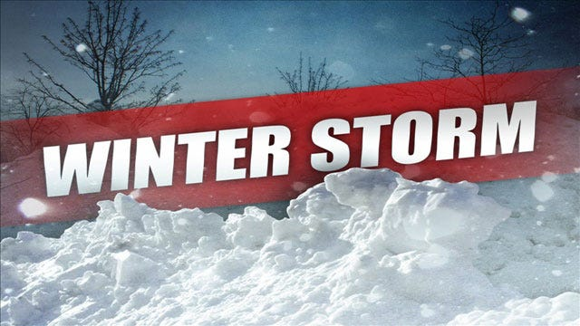 How To Prepare For This Weekend's Winter Storm