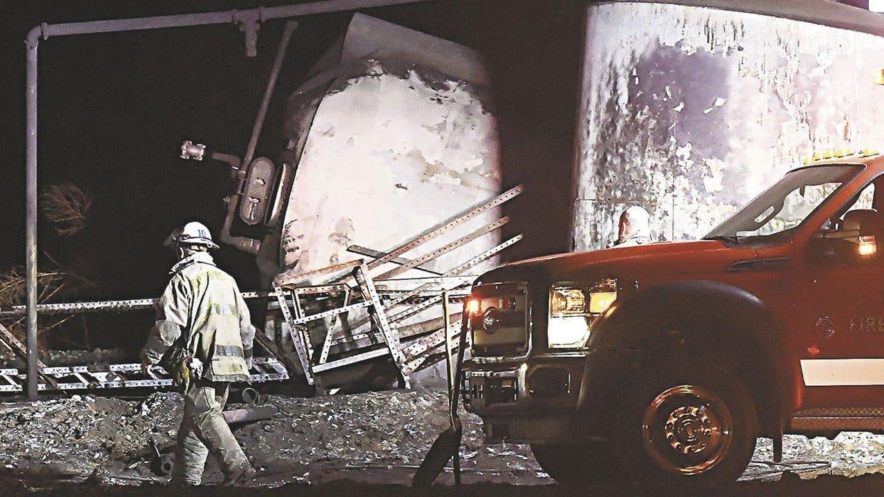 Garfield Co. Sheriff's Office Investigating Fatal Explosion Near Waukomis