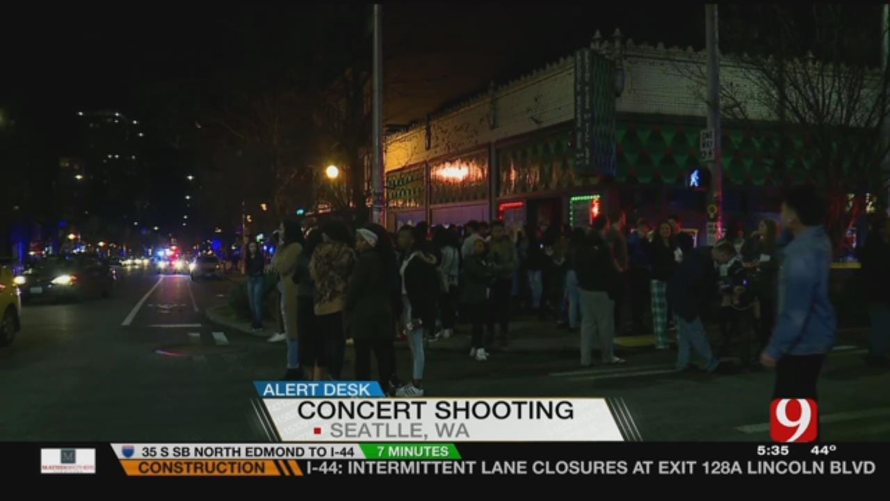 Seattle Club Shooting Leaves Three Hospitalized
