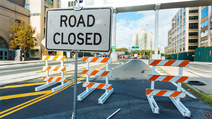 I-235 Closure Rescheduled Due To Weather Concerns