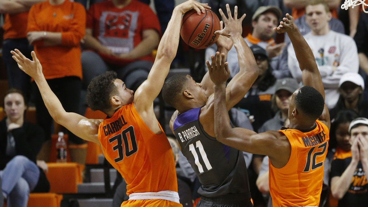 OSU Hoops: Cowboys Beat TCU For Second-Straight Win