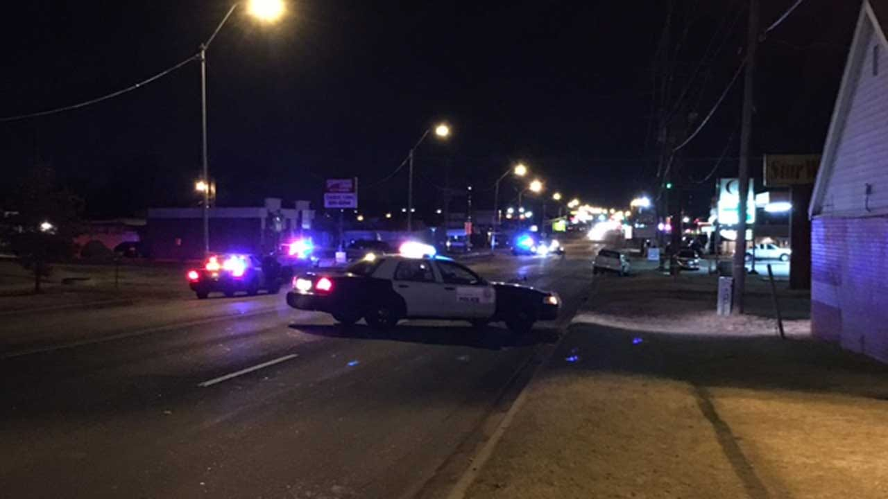 One Transported After Auto-Pedestrian Accident In SW OKC
