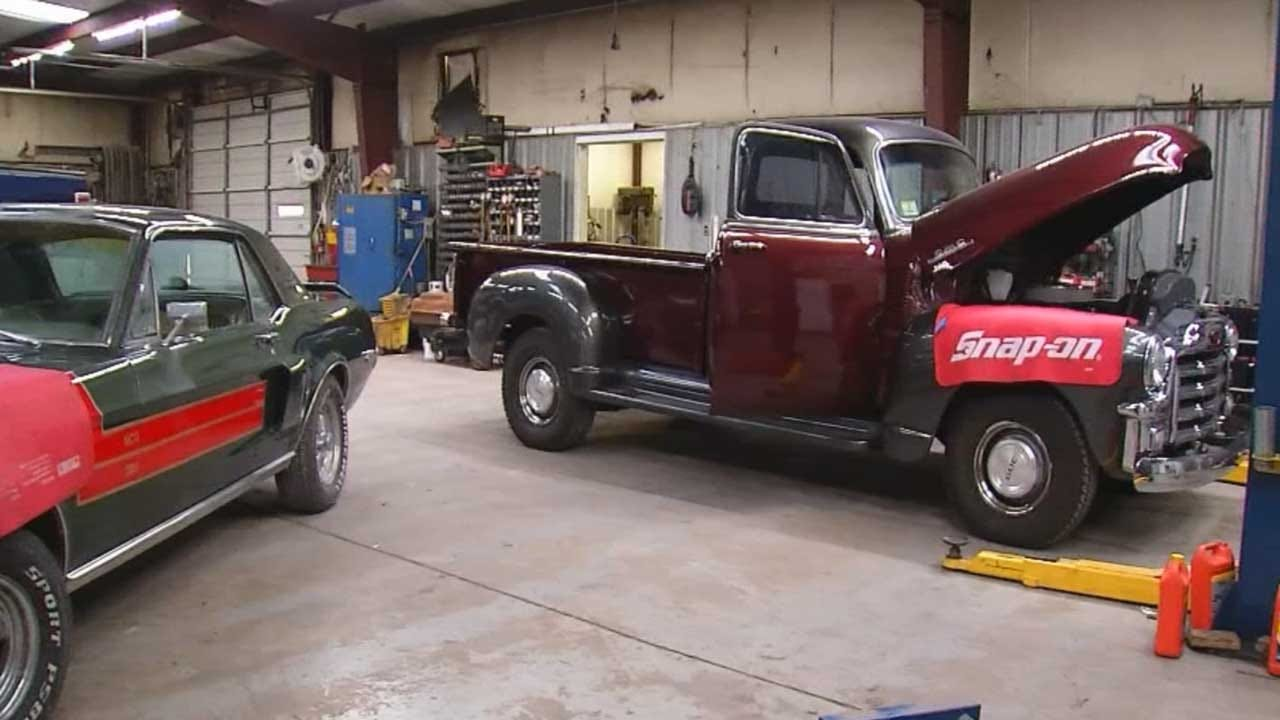 News 9 Viewers Help Police Find Stolen Classic Cars