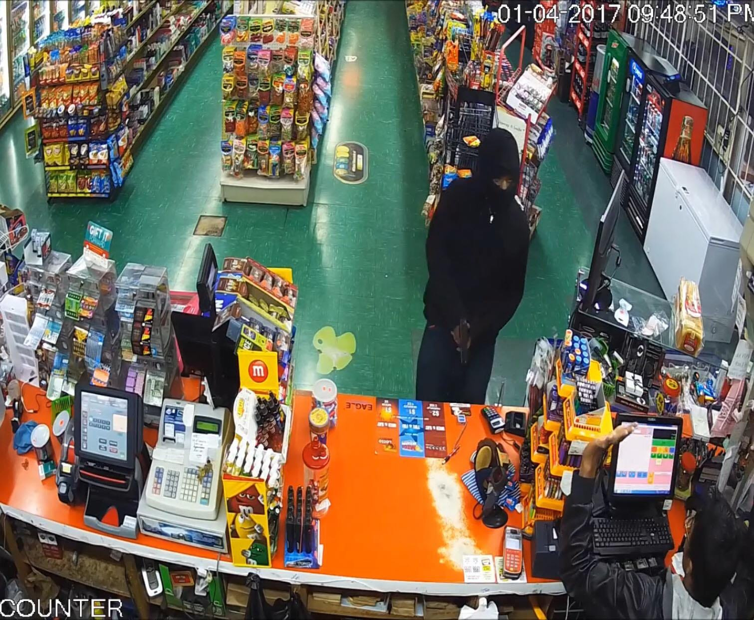 OKC Police Look To ID Suspect In Multiple Armed Robberies