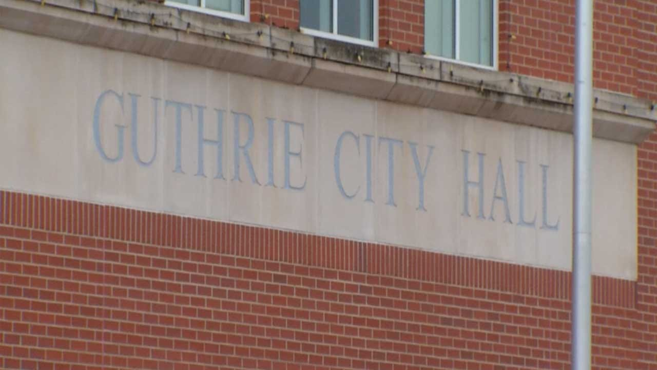 Former Guthrie Police Officer Fights To Get Back On The Force
