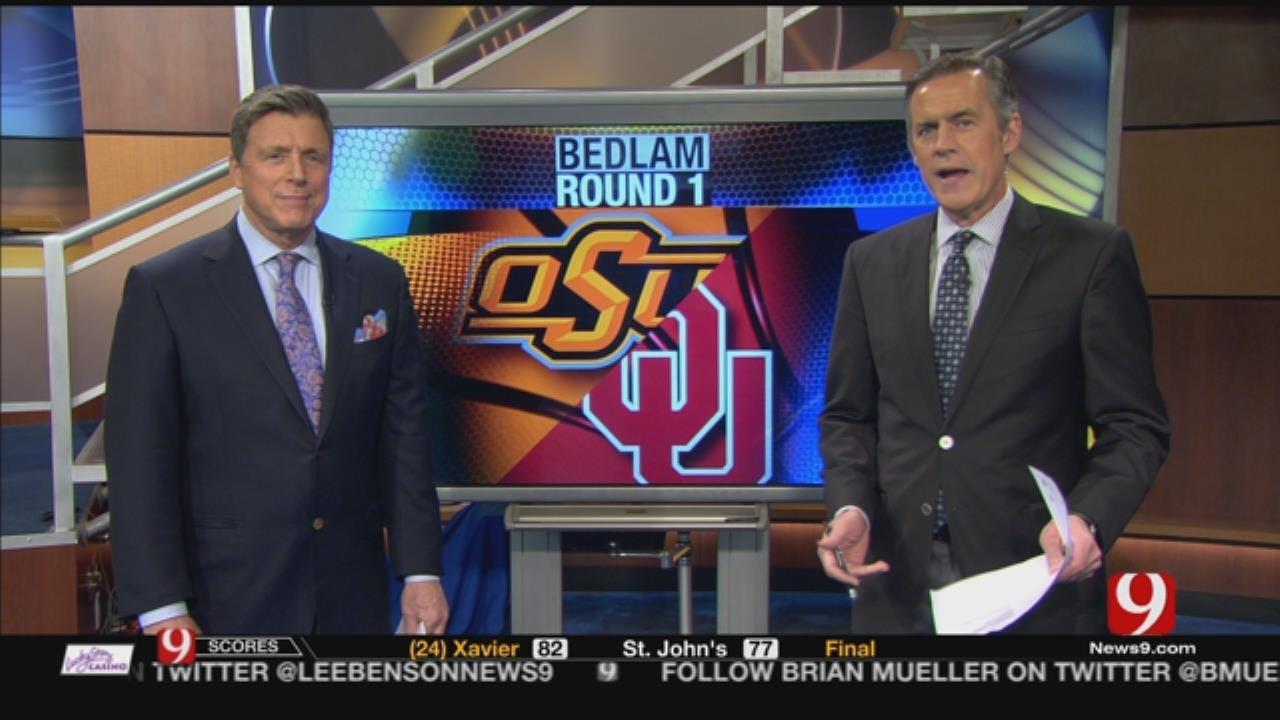 Oklahoma Ford Sports Blitz: January 29, 2017