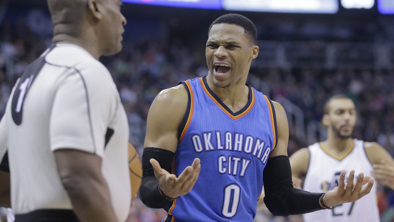 OKC's Comeback Falls Short As Thunder Fall To Spurs In San Antonio